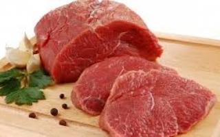Consumo de carne vermelha traz benefícios ao organismo